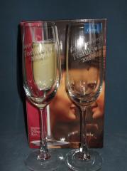 ☆マジソンステムグラス♪フルートペアセット名入れ、結婚祝・誕生祝・クリスマス等プレゼントに最適♪