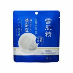 コーセー 雪肌精 化粧水仕立て 石けん 100g <洗顔石けん>