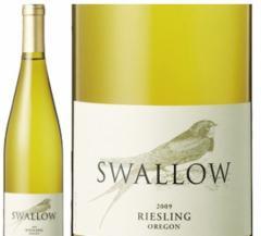スワロー リースリング 2012 白 750ml  オレゴンなのにこの価格 癒し系ワイン