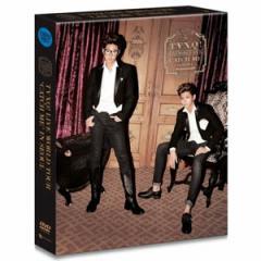 韓国音楽 東方神起(TVXQ) - ワールドツアー「Catch Me IN SEOUL」ライブDVD (2DISC+スペシャルカラーフォトカード)
