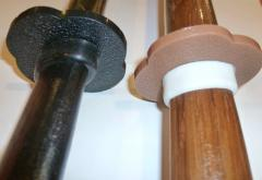 木刀用鍔セット・2色