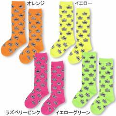 NEW♪ネオンカラーハイソックス/靴下/レッグウェア/キッズ/ベビードール 子供服-5170