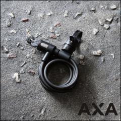 AXA ワイヤーロック NewTon 簡単車体取り付け 自転車 鍵