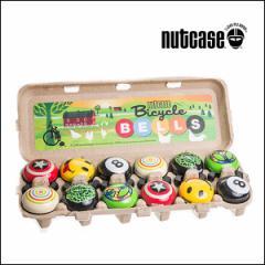 NUTCASE BELL 自転車 ベル 全色可愛い6色バリ