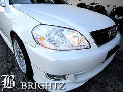 トヨタ マークII 110/115系 LEDデイライト付プロジェクターヘッドライト フロント ランプ 左右 レンズ 前照灯 マークツー