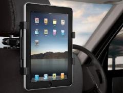 iPad/ 7〜14inch タブレット用 後部座席 車載アダプターヘッドレスト アームマウント&ホルダー