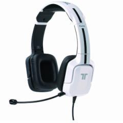 【即納可能】【新品】TRITTON Kunai Stereo Headset White (PS4/PS3/PS Vita) [MAD CATZ]【国内正規流通版】【送料無料】ホワイト/白