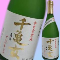 麦焼酎 千亀女 720ml