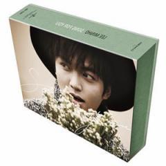 韓国音楽 イ・ミンホ -歌うよ (CD+DVD+ポスター型の歌詞紙+フォトカード8枚+フォトスタンド+ノート)(2ND MINI ALBUM)