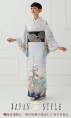 ジャパンスタイル(Japan Style)仕立て上がり洗える着物 訪問着 kimonoJL-22