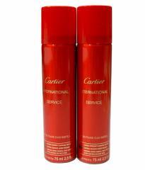 新品正規品 カルティエ(Cartier)ライター専用ガスボンベ2本セット