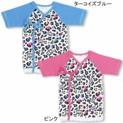 NEW ベビー肌着/ヒョウ柄(新生児用/短肌着)-雑貨ベビーサイズベビードール 子供服-5508