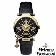 送料無料 ヴィヴィアンウエストウッド レディース 腕時計 Orb オーブ VV006BKGD 【Vivienne Westwood】