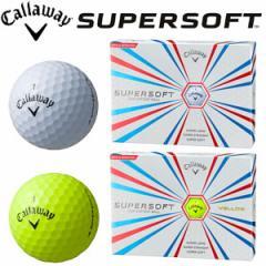 キャロウェイ SUPERSOFT ゴルフボール (12球入り)