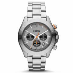 送料無料【FOSSIL(フォッシル)】FOSSIL(フォッシル) RETRO TRAVELER/レトロ トラベラー CH2901 クロノグラフ * 10気圧防水 *メンズ腕時計