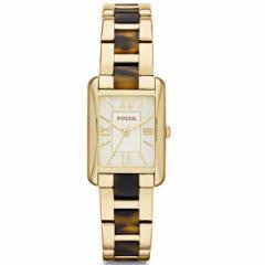 送料無料【FOSSIL(フォッシル)】 FLORENCE/フローレンス ES3330  レディースウォッチ / 女性用腕時計 鼈甲