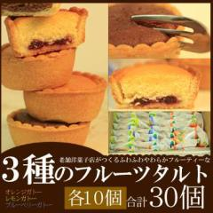 フルーツタルトケーキどっさり30個