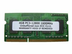 SODIMM 4GB PC3-12800 DDR3 1600 204pin CL11 PCメモリー 「メール便可」