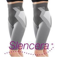 送料無料【スレンセラ 2着セット】スレンセラに内臓されている4000個のバイオセラミックの粒子が気になる脂肪を刺激!