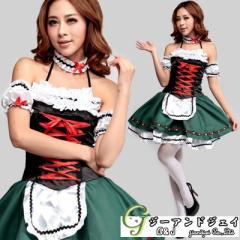 ガーターリング×3 ドレスメイド服 コスプレ ハロウィン コスチュームクリスマス