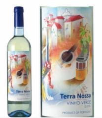 テッラ・ノッサ ヴィーニョ・ヴェルデ 白 750ml 熱い日によく冷やしてがぶ飲み