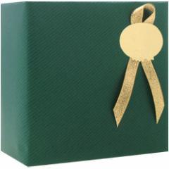 ラッピング(包装紙)  【緑】【香水】