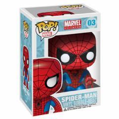 (先払いのみ) 海外グッズ Funko ファンコ POP! マーベル スパイダーマン フィギュア Marvel Spiderman Figure 人形 ドール