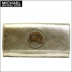 あす着 マイケルコース MICHAEL KORS 長財布 アウトレット 35t4mfte1m-nickel 新品