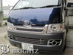 BRIGHTZ ハイエース 200系 標準車 1型2型 クロ...
