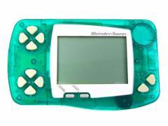 ワンダースワン グリーン 【センター】 (A6004849) WonderSwan・バンダイ・携帯型ゲーム機