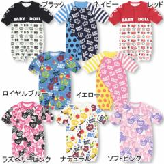NEW♪新生児用2wayカバーオール/ドレスオール-ベビーサイズベビードール 子供服-5505B