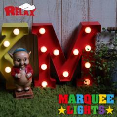 【RELAX/リラックス】マーキーライト MARQUEE LIGHT LED電球 インテリア 照明 雑貨