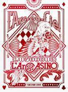 ◆初回生産限定盤★ライブ音源CD付★ラルク アン シエル Blu-ray+2CD【LArc-en-Ciel LIVE 2015 LArCASINO】17/3/1発売