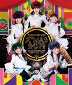 ◆ももいろクローバーZ 2Blu-ray【ももいろクリスマス2014 さいたまスーパーアリーナ大会 Day2 LIVE Blu-ray】☆通常盤☆15/6/24発売