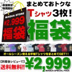 Tシャツ メンズ 男性 3枚セット 送料無料 プリント ロゴ 大きいサイズ ストリート系 ティシャツ 福袋 hit_d pre_d