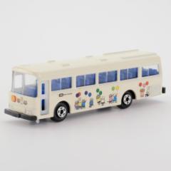 ニシキ ダイカスケール バスシリーズ【No.114-C 神奈川中央交通(かなちゃん号)】★日本製