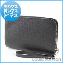 ルイ・ヴィトン タイガ バイカル セカンドバッグ ビジネスバック アルドワーズ チャコールグレー ブラック 黒 灰色 M30182 レザー 皮革
