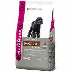 【ユーカヌバ】EUKANUBA 犬種別サポート トイプードル 成犬 2,7kg ドッグフード フード 送料無料