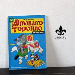 [あす着]アンティーク 1969年 本 漫画 マンガ アニメ ディズニー オブジェ イタリア製 雑貨 ca07