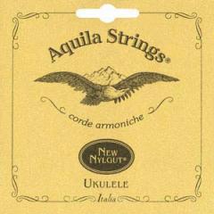 Aquila/ウクレレ弦 テナー用 AQ-TLW (15U) Low-G (4 弦巻線) Nylgut (ナイルガット)【アキー