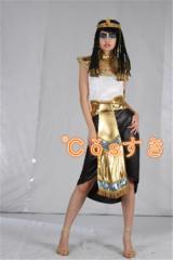 ハロウィン Halloween 異国風情 古代エジプトコスプレ衣装 大人用 女変装 仮装 ステージ 高品質 新品 Cosplay アニメ