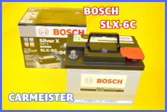 SLX-6C BOSCH ボッシュ 欧州車用 バッテリー 64Ah