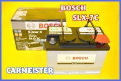 SLX-7C BOSCH ボッシュ 欧州車用 バッテリー 77Ah...