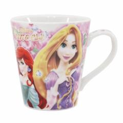 ◆【新生活】ディズニープリンセス[マグカップ]スリムマグカップ