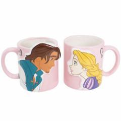 ◆塔の上のラプンツェル キスペアマグ(ディズニー)マグカップ おしゃれ コップ マグ 食器ペアー