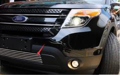 フォード エクスプローラー フロント バンパー グリル 送料無料