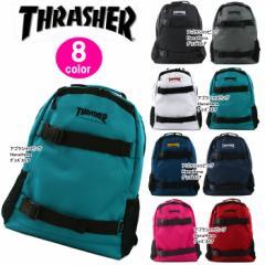 THRASHER スラッシャー バッグ リュック THRPC-501 フロントバックル デイバッグ パック リュックサック  ag-796100