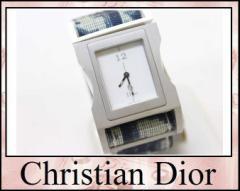 ★クリスチャンディオール トロッター レディース腕時計 クオーツ★