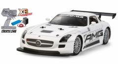 【送料無料】 ラジコン(完成品)  1/10RC XB メルセデス・ベンツ SLS AMG GT3 (TT-02シャーシ)