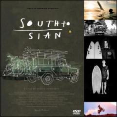 【DVD SOUTH TO SIAN】 a film by Dustin Humphrey DEUS EX MACHUNA PRESENTS ハリソン・ローチ ザイ・ノリス